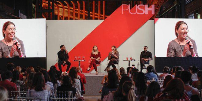 Evento de empreendedorismo 'Push' tem lotação máxima