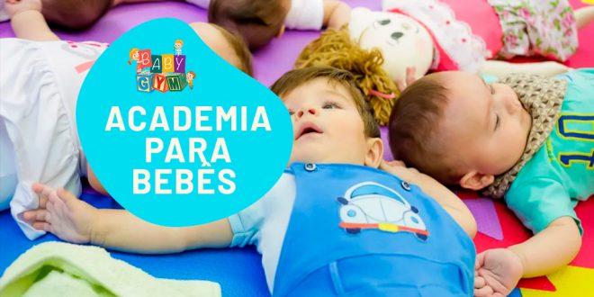 São Paulo ganha academia especial para bebês