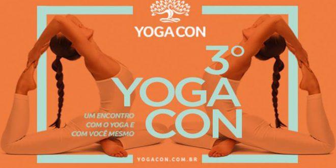 São Paulo recebe neste domingo 3ª edição do Yoga Con